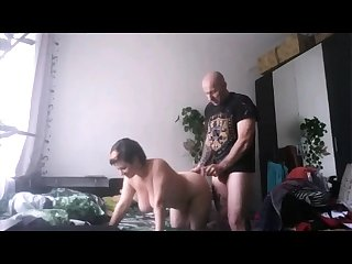 Big Titty Blonde Pounded Doggystyle On Hidden Camera