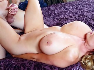 Massive sincere juggs Kelly Madison spreads her legs more ride