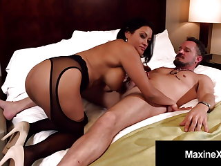Feel one's way Wife Maxine X Makes Cuck Husband Watch Her Fuck Guy