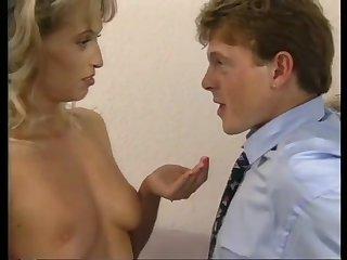 Retro porn instalment with sizzling MILF