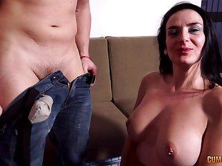 Tatted-up MILF Lamia Dark enjoying some great sex relating to the brush suitor