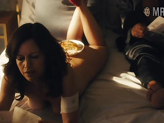 Nude compilation pic featuring Carla Gugino increased by other hot actresses