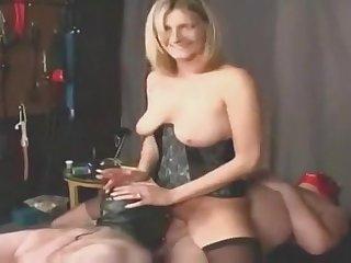 Cooperative Hubby Licks Sperm Check tick off Wife Doze group sex