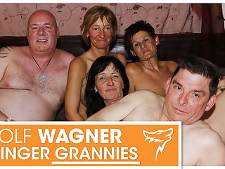 Ugly mature swingers have a hunch fuck fest! Wolfwagner.com