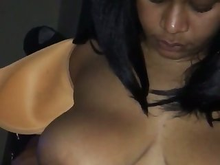 Some precise homemade Netflix and nippy fuck with a domineer whore