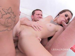 This cum slut just wants anal extreme banging