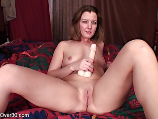 Fair-haired boy Toys Of Amateurs Mom