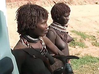 Real African women