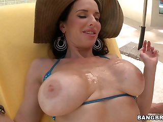 Evilyn Fierce Increased by Veronica Avluv threesome sex