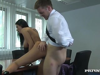 Anissa Kate: Office Blackmail