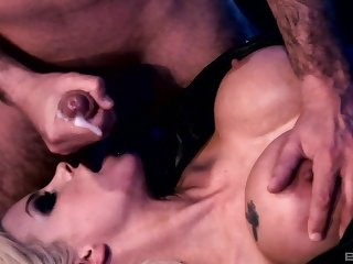 Balls gaping void pussy coupled with ass fucking with Delta Lacklustre & Gabriela Glazer
